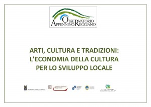Arti cultura e tradizioni in Appennino
