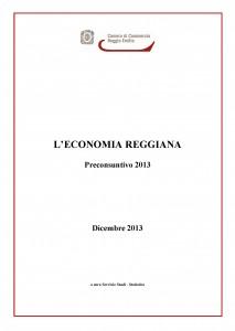 Preconsuntivo economico 2013