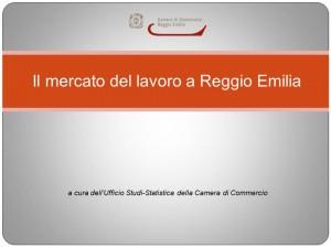 Mercato del lavoro a Reggio Emilia