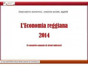 Economia reggiana 2014