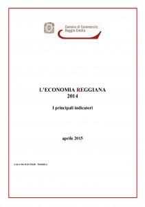L'Economia reggiana 2014 - aprile 2015