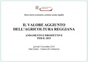Microsoft Word - valore aggiunto agricoltura 5 novembre 2015
